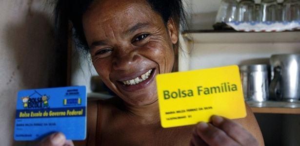 Aumento Bolsa Família aumento